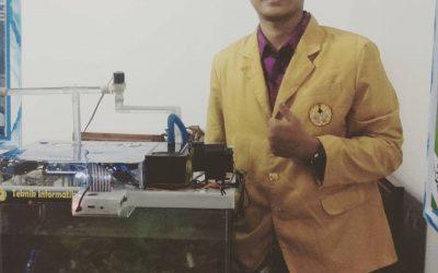 Mahasiswa Informatika Menciptakan Smart Akuarium