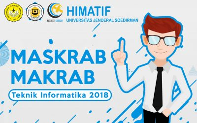 Maskrab Makrab Teknik Informatika Unsoed 2018